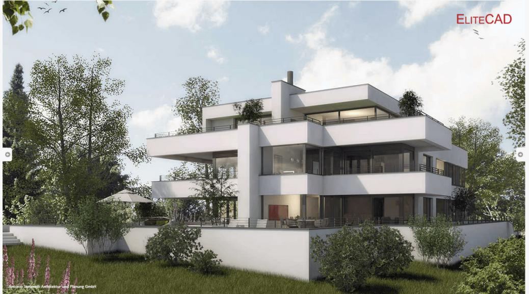 EliteCAD - Logiciel d'architecture
