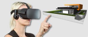 image visite virtuelle avec lunettes VR
